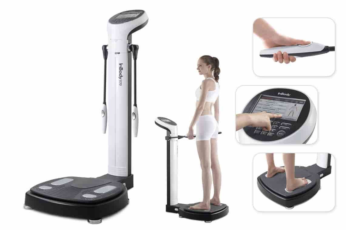 tecnologia inbody - Clínica para bajar de peso en Querétaro